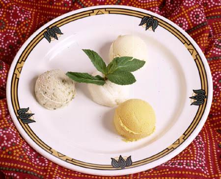 kulfi's homemade ice cream