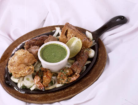 tandoori mixed flvour