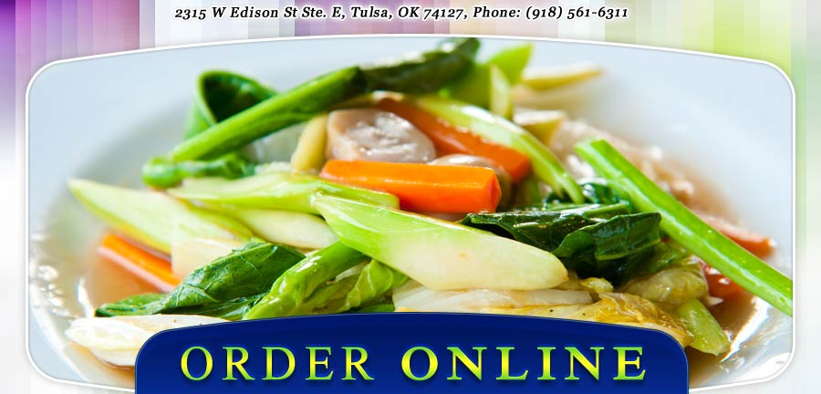 China 8 order online tulsa ok 74127 chinese for Asian cuisine tulsa