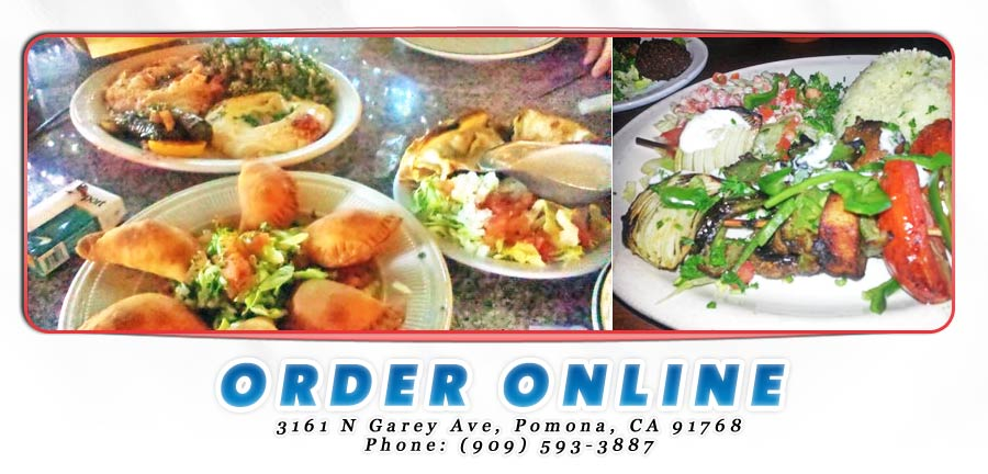 Aladdin jr restaurant cafe order online pomona ca for Aladdin middle eastern cuisine