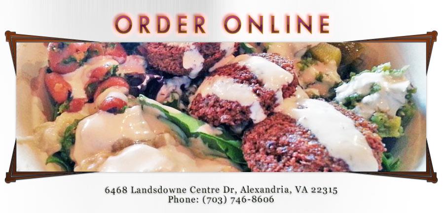 Baytna mediterranean kitchen order online alexandria for Alexandria mediterranean cuisine menu